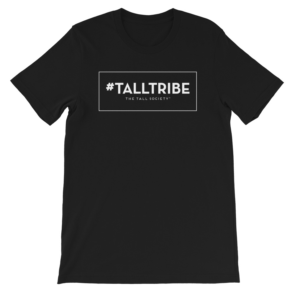#TallTribe – Short-Sleeve Unisex T-Shirt