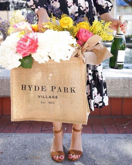 Hyde Park Historical Neighborhood-Tampa, Fl