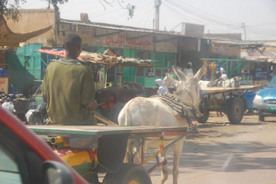 Souk in Khartoum, Sudan