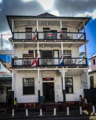 Hotel in Paramaribo,Suriname
