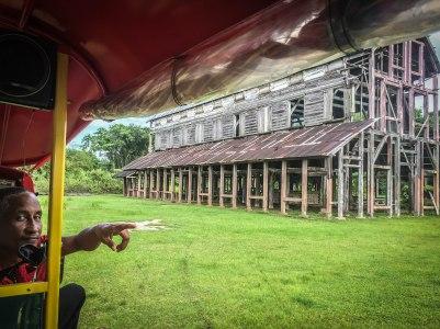 A house at the countryside of Paramaribo