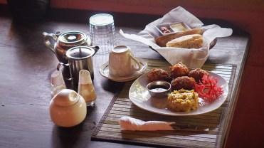 Breakfast at Hotel Mount Plaisir