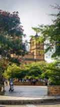 church in Zapatoca