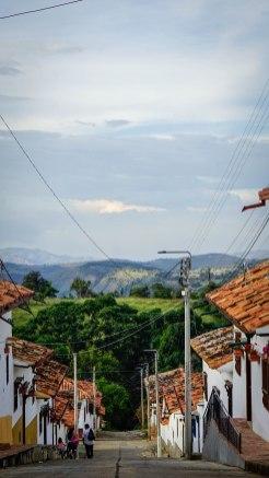 Zapatoca in Colombia