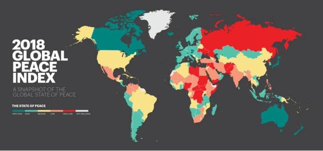 2018 Global Peace Index