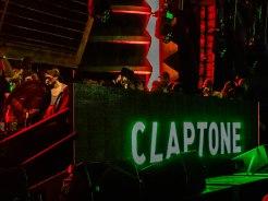 Claptone at the Parookaville festival