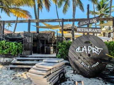 Capri Beach House