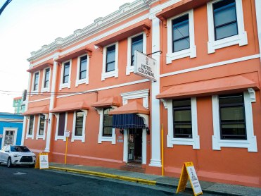 Hotel Colonial in Puerto Rico