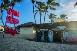 kitesurfing school in the Dominican Republic