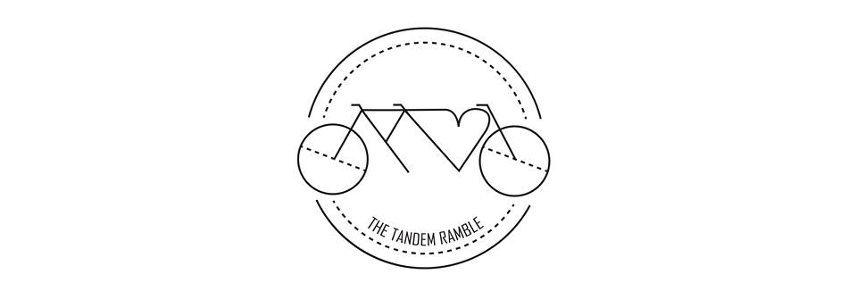 THE TANDEM RAMBLE LOGO