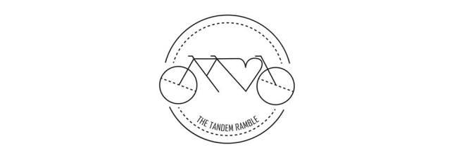 THE TANDEM RAMBLE LOGO