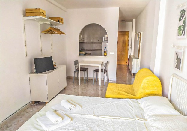 Apartment for rent in Torrevieja