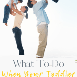 What To Do When Your Toddler Shows Parental Preference