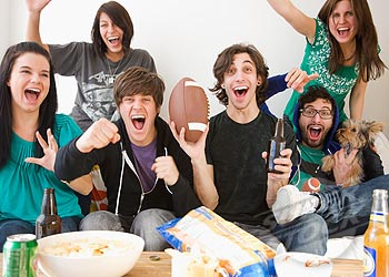 What Should You Be Doing During the Super Bowl?