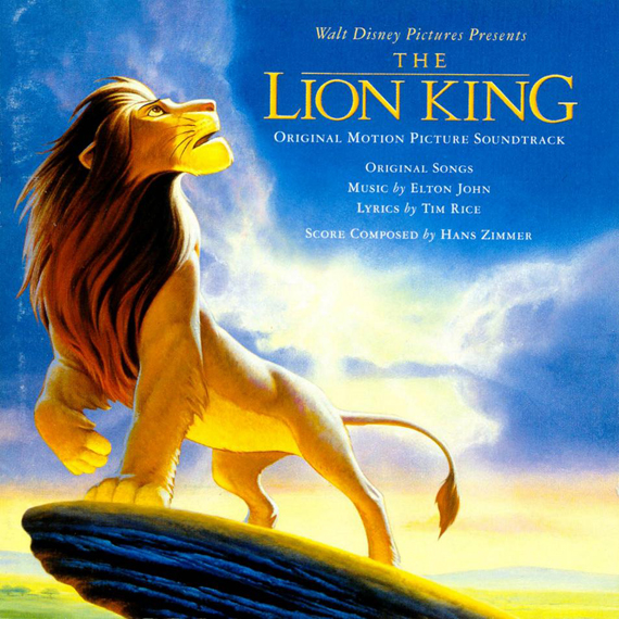 "The 1990s Project: ""The Lion King"" soundtrack"