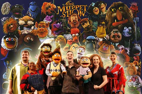 """The Stars of """"Avenue Q"""" Speak Out About """"The Muppets"""""""