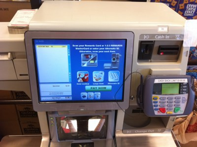 An Open Letter to the Self-Checkout