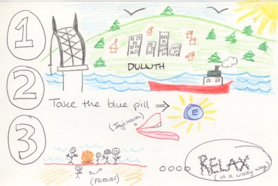 Unearthed: My Roommates' Failed Plan to Have Me Do Ecstasy in Duluth