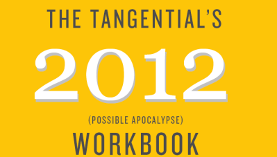 Tangential Activity Book for 2012