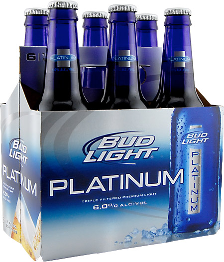 The Inevitable Appeal of Bud Light Platinum