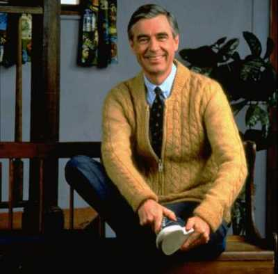 Hyper-Active Child Live-Tweets Mr. Rogers Neighborhood