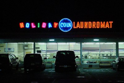 People You'll Meet at Your Local Laundromat