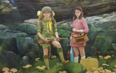 Moonrise Kingdom – An Epic Puberty Tale
