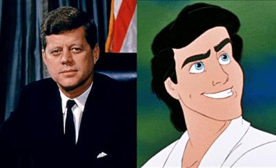 If U.S. Presidents Were Disney Characters