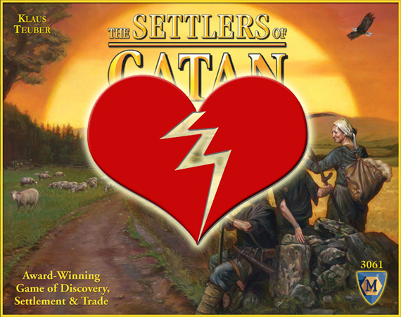 "A Settlement Regarding the Post-Breakup Disposition of Melissa and Erik's ""Settlers of Catan"" Game"