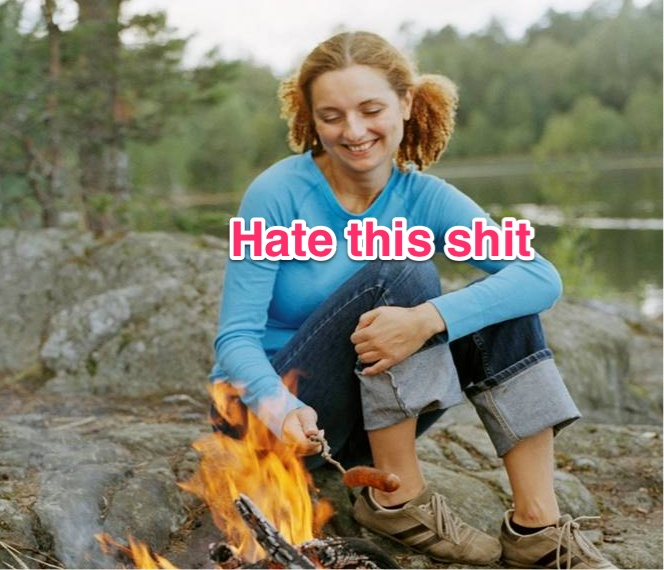 The Whiny Girls' Guide to Camping