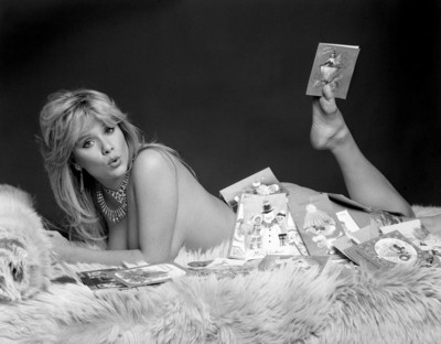 The Ten Most Ridiculous NSFW Photos of 80s Pinup Girl Samantha Fox