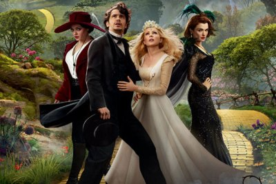 """You Knew """"Oz the Great and Powerful"""" Was Going to Suck, So There's Really No Point in Reading This Review"""
