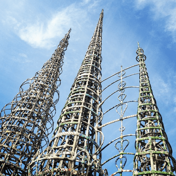 Ten Reasons the Watts Towers Are Awesome