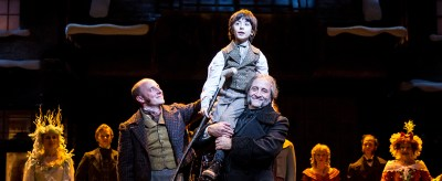 "Guthrie Theater's ""Christmas Carol"": 40 years of figgy pudding"