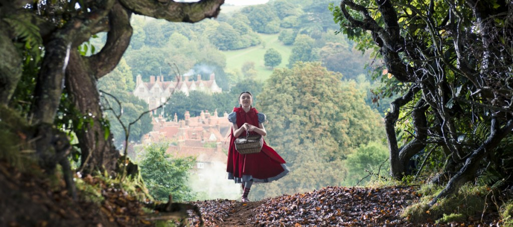 """Into the Woods"": Disney undoes Disney (or tries to)"