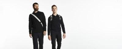 "Team, work! Mathew Janczewski's Arena Dances bring ""Plastic Language"" to the Cowles Center"