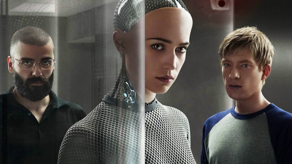 """""""Ex Machina"""": You can never have enough sexy robots"""
