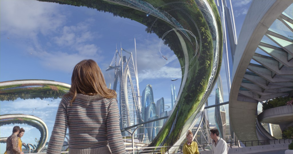 """Tomorrowland"": Better living through delusion"