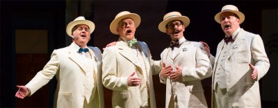 "A triumphant ""Music Man"" parades into the Guthrie Theater"