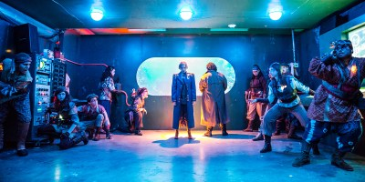"""20,000 Leagues Under the Sea"": Finding Nemo with the Children's Theatre Company"