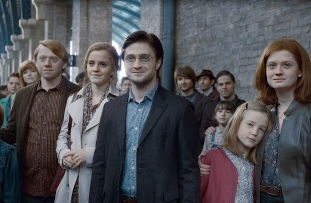How We Imagine Harry Potter is Spending his 35th Birthday