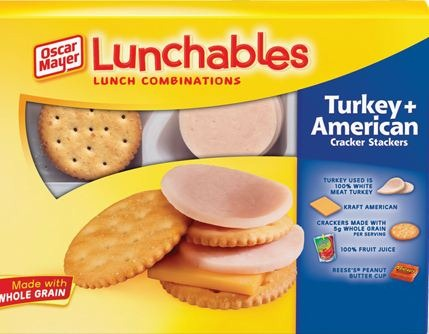 New Lunchables Ideas for Today's Kids