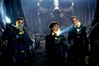 """""""Prometheus"""": Ridley Scott reclaims the """"Alien"""" franchise with a bang"""