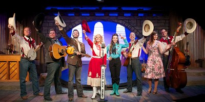 """Ring of Fire: The Life and Music of Johnny Cash"" Honors the Legend at Plymouth Playhouse"