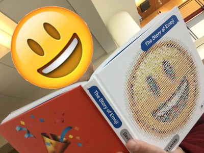 """""""The Story of Emoji"""": Gavin Lucas Has the Inside Poo on Those Ubiquitous Little Icons"""