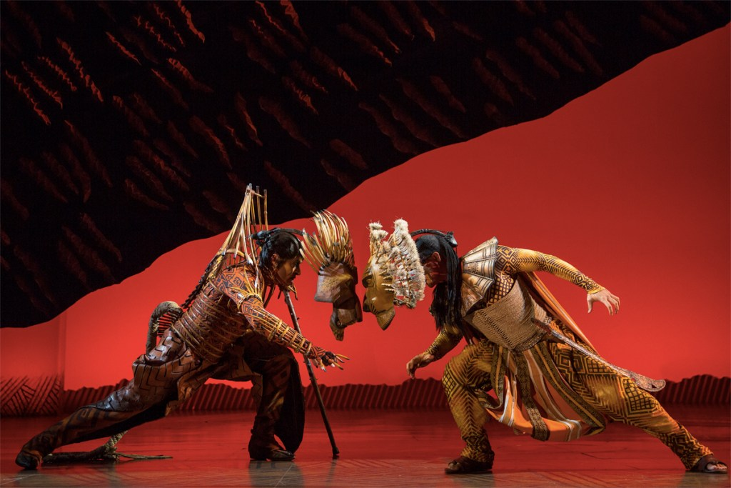 """The Lion King"" Roars Again at the Orpheum Theatre"