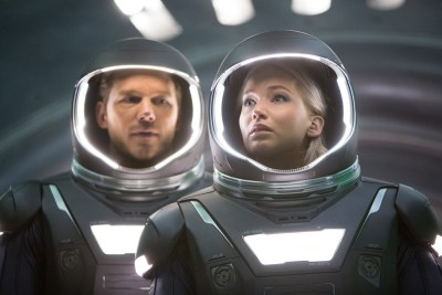 """Passengers"": Stop the World. I Want to Get Off."