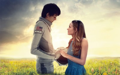 """The Space Between Us"" is Science Fiction, Minus the Science"
