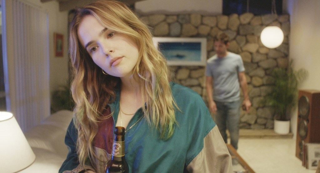 """Flower"" Takes the Bloom Off Zoey Deutch"