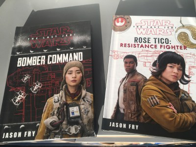 "Book Review: Jason Fry Follows ""Star Wars: The Last Jedi"" Through the Eyes of the Tico Sisters"